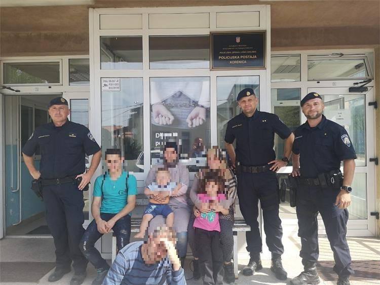 Spasili migrante na Plješivici: Cijela obitelj je bila iscrpljena