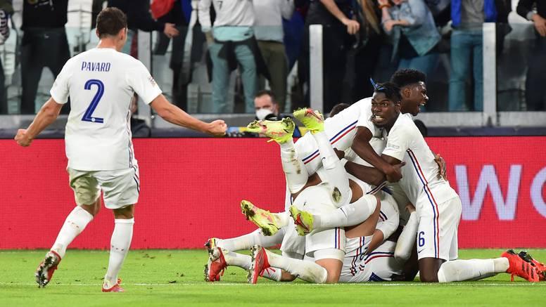 Čudesni preokret Francuske: Belgija prosula veliku prednost, Francuzi u nadoknadi do finala!