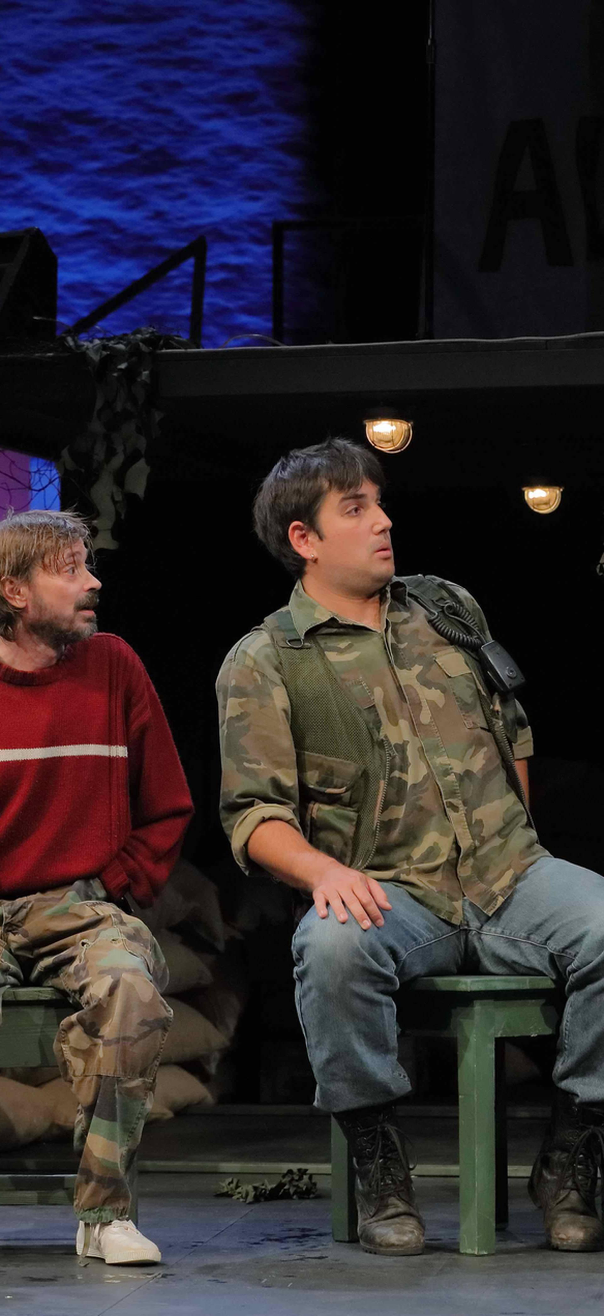 Publika je oduševljena novom predstavom: Rat je u Zagrebu