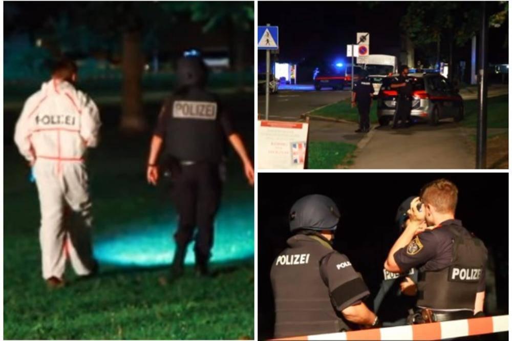 Obračun u Salzburgu: Srbina propucali u parku s tri metka