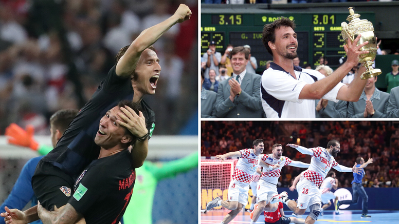 Engleska i penali na Mundijalu, Goranov Wimbledon, vaterpolo