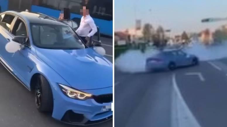VIDEO Divljak iz BMW-a ipak će odgovarati, policija: Greška je u aplikaciji, otvorit ćemo slučaj