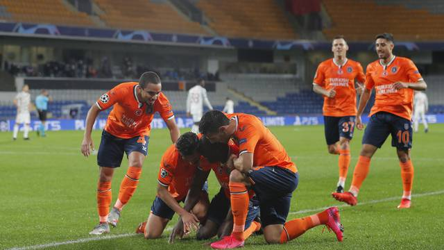 Champions League - Group H - Istanbul Basaksehir F.K. v Manchester United