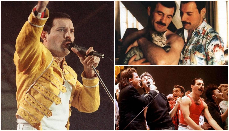 Legendarni Freddie: Partijao je s princezom i obožavao mačke