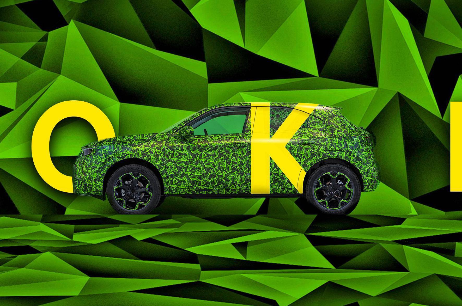 Opel najavio novu Mokku, moći ćemo je voziti i samo na struju