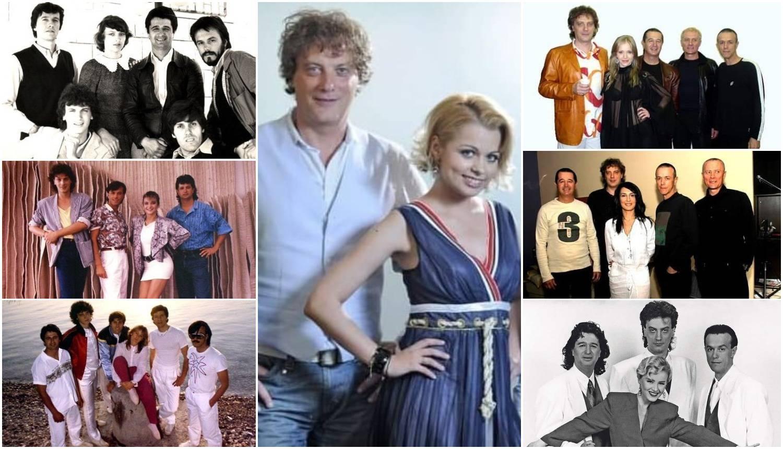 Huljić raznježio fanove starim fotografijama svih pjevačica