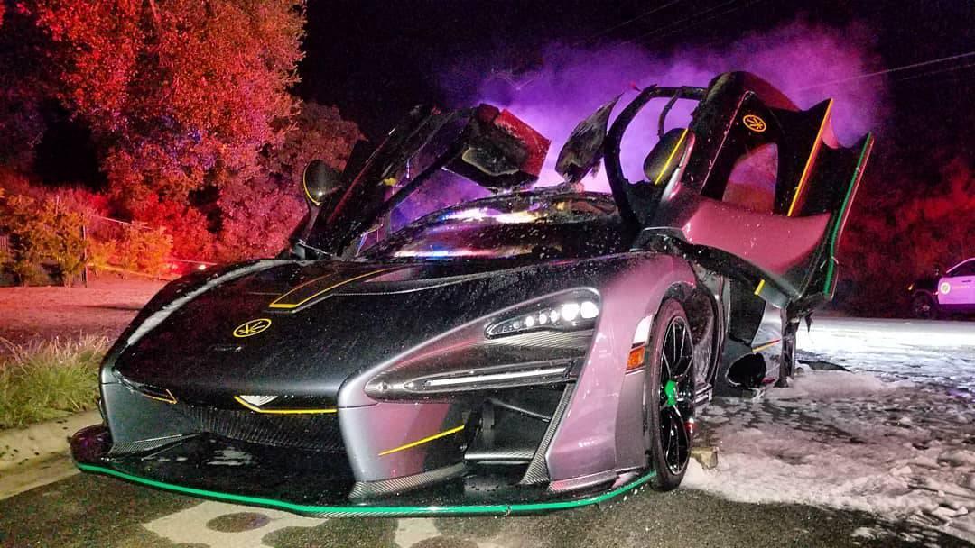 Srce zaboli: Izgorio limitirani McLaren bogatog YouTubera