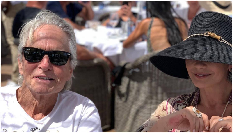 Catherine i Michael počastili se ručkom: 'Izgledaš tako staro...'