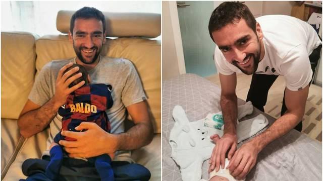 Čilić je otkrio zašto je sinu dao ime Baldo: 'Presretni smo s tim'