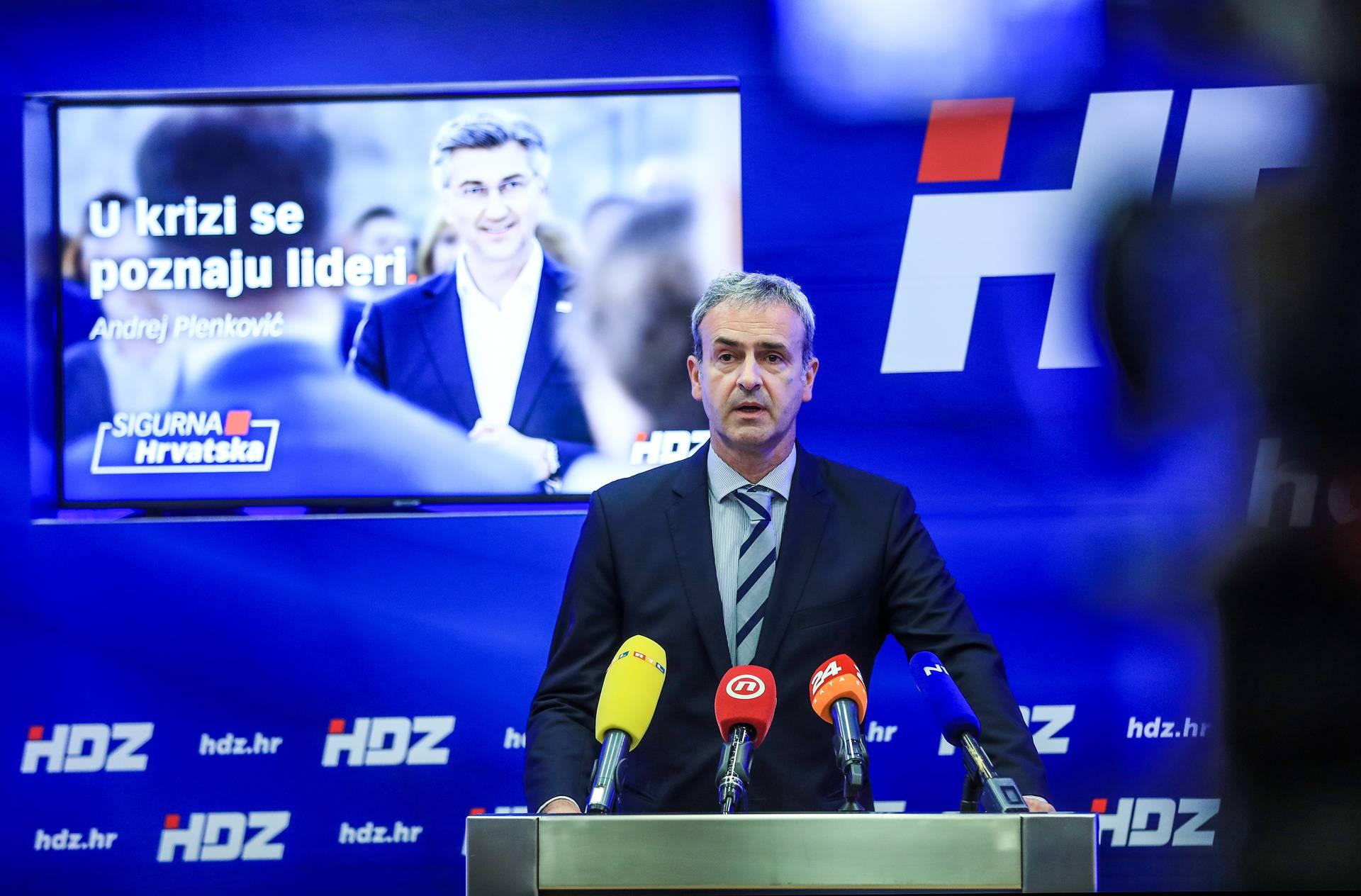 Bošnjaković (HDZ): U novom mandatu ubrzat ćemo sudske postupke digitalizacijom