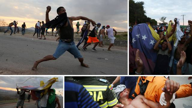 Vojska odana Maduru blokirala konvoj pomoći: Četvero mrtvih