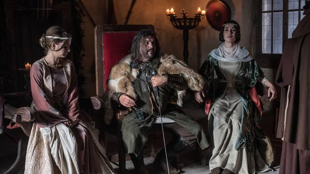 Vrhunski glumci: Putujemo u srednji vijek uz kneza i opate...