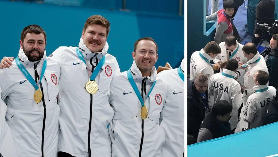 Krive medalje za Amerikance: Nema veze, glavno da je zlato