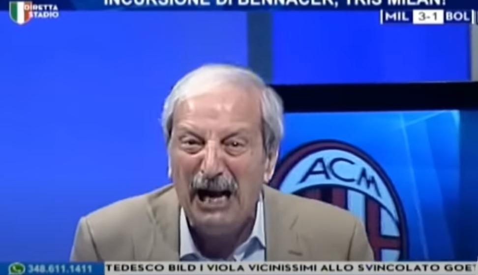 Legendarni Talijan urla: 'Rebić, Rebić, Rebić! Gdje ste, začepite!'