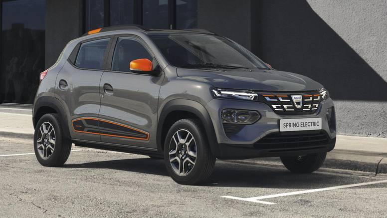 Dacia ima jeftini električni auto, Spring stiže već iduće godine