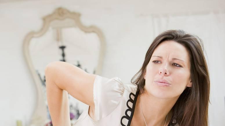 Injekcija ozona u kralježnicu sprječava i smanjuje bol u njoj