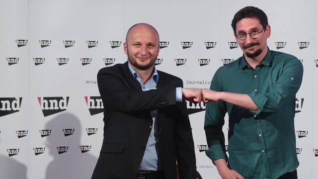 Zagreb: U HND-u na Svjetski dan medije dodijeljene nagrade za najbolje radove