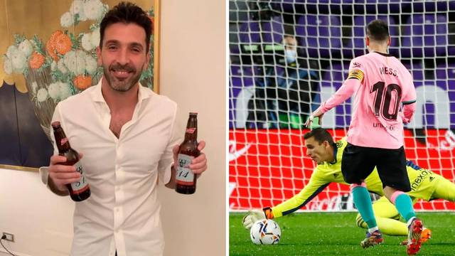 Messi vam je zabio gol? Koliko golova, toliko boca piva za vas