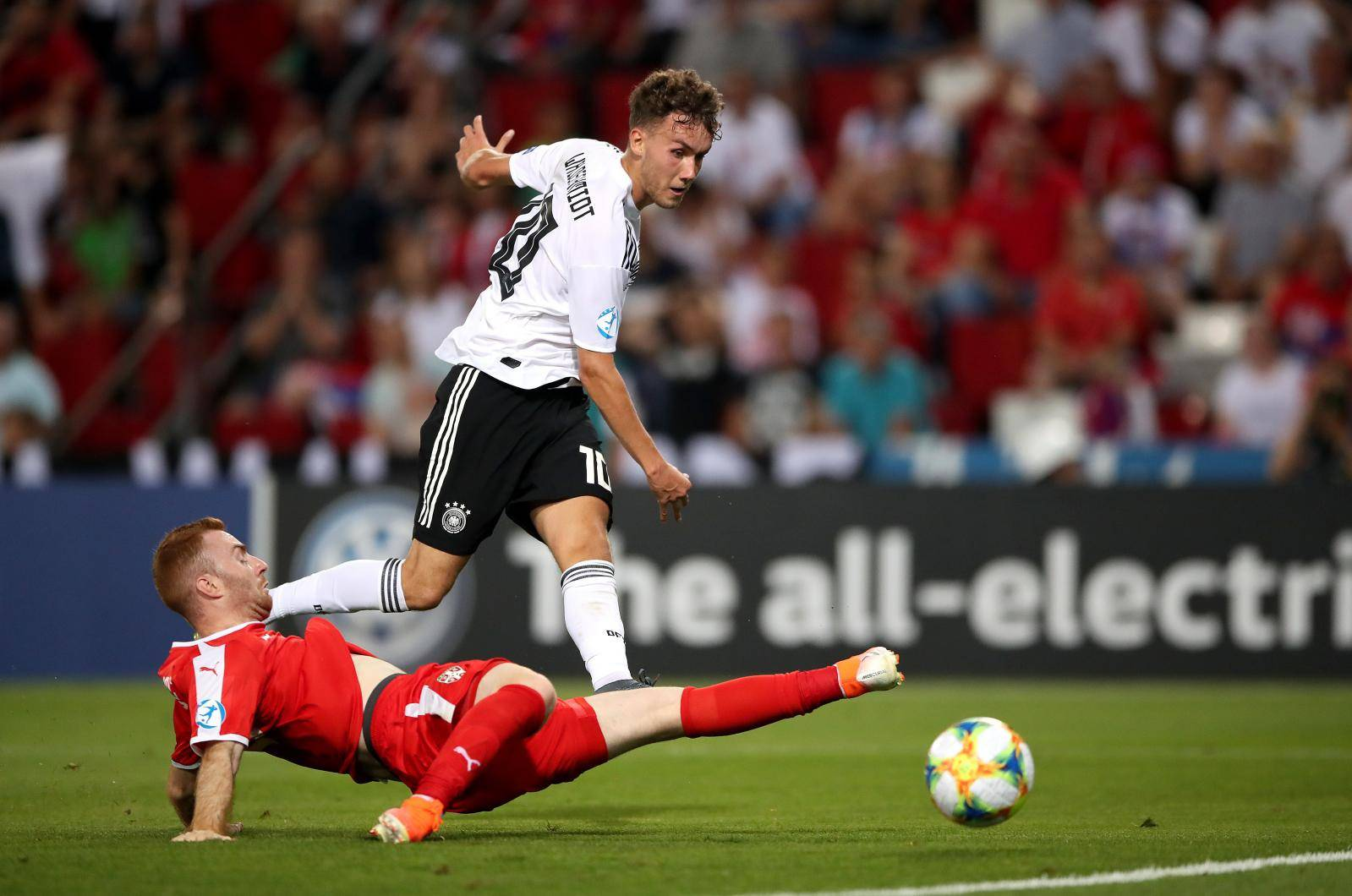 Germany U21 v Serbia U21 - UEFA European Under-21 Championship - Group B - Nereo Rocco