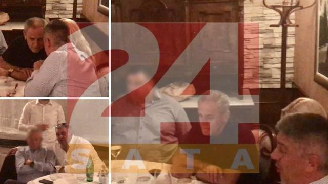 Ekskluzivno: Patrik Šegota, Bandić, Prica i Bukovec koji je davao mito zajedno na proslavi