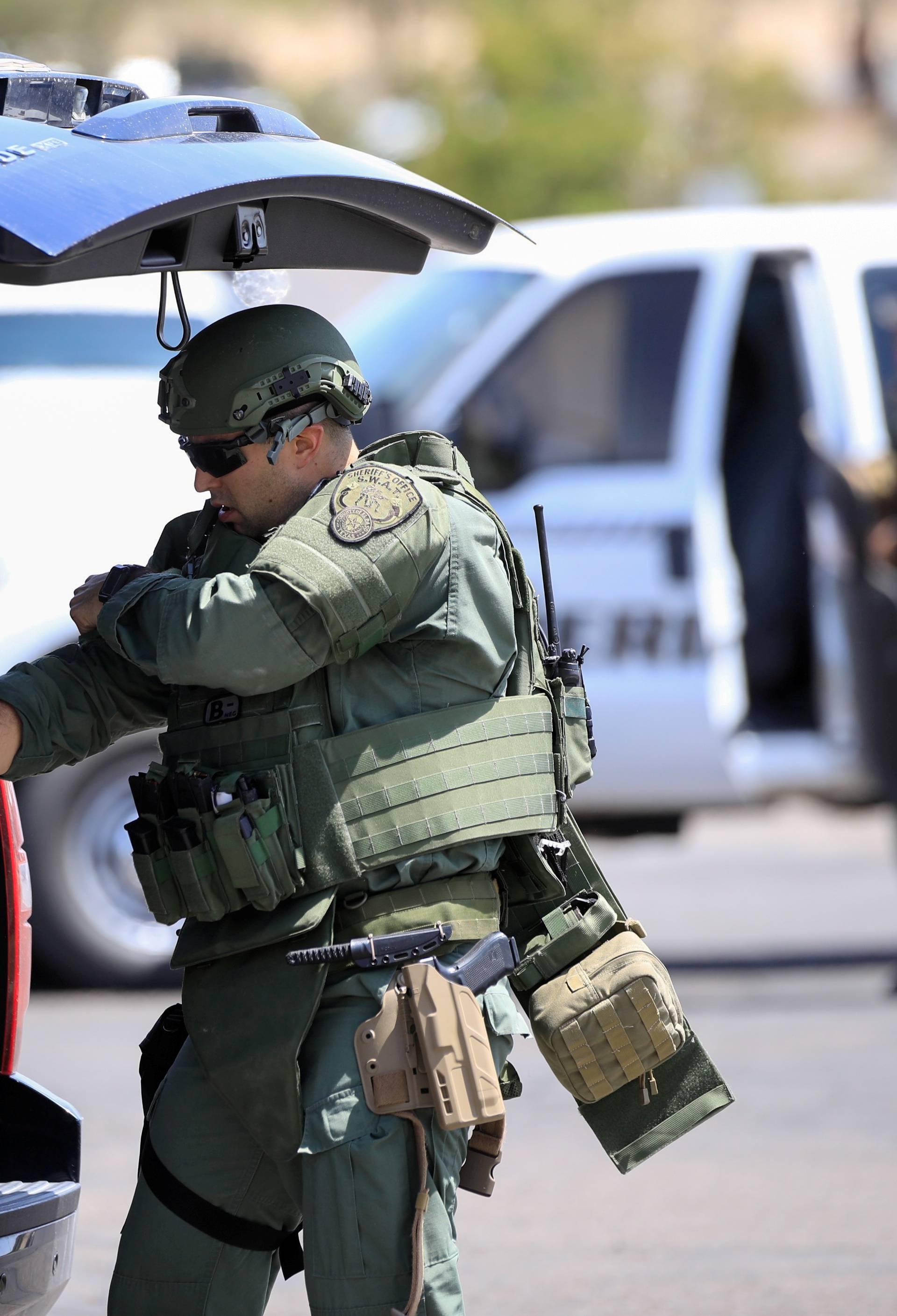 Ubojica imao manifest: Govori o 'invaziji' Latinoamerikanaca