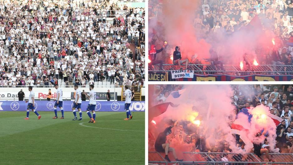 'Zavidim Hajduku, atmosferu kao ovu htio bih i u Maksimiru'