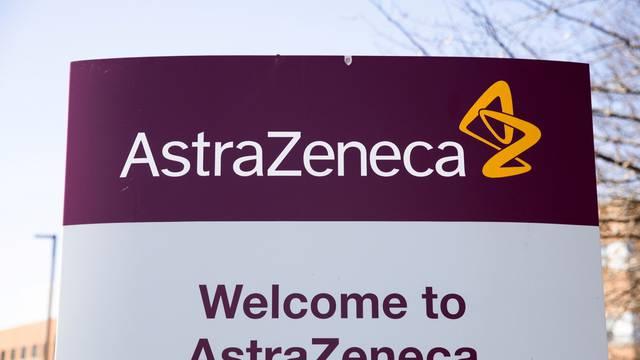 FILE PHOTO: Exterior photos of the North America headquarters of AstraZeneca