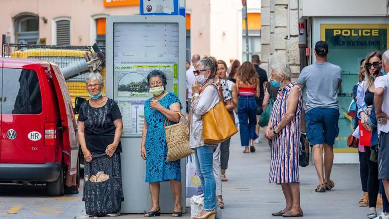 Puca obrana protiv korone u Istri, povećan broj zaraženih