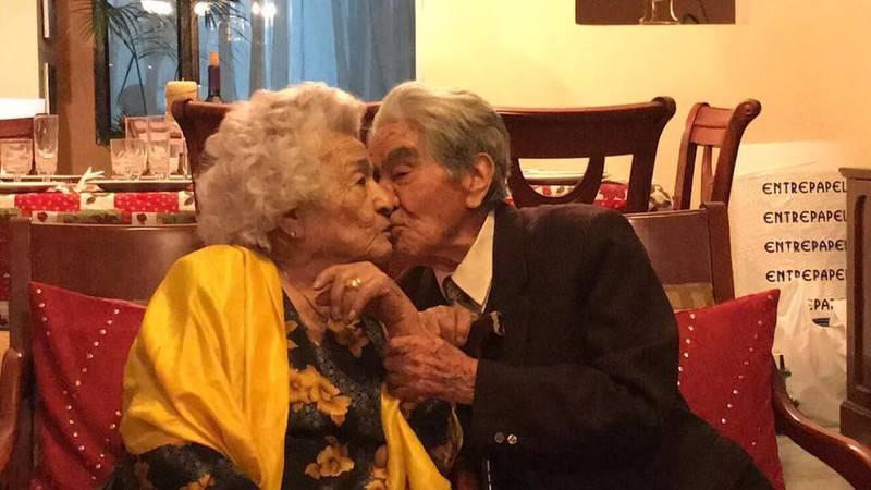 Umro najstariji muž na svijetu (110), njegova udovica ima 104