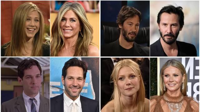 14 poznatih 'faca' koje izgledaju gotovo jednako kao i u 90-ima