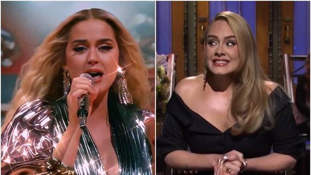 Katy Perry zbunila obožavatelje fotografijom: 'Je li ovo Adele?'