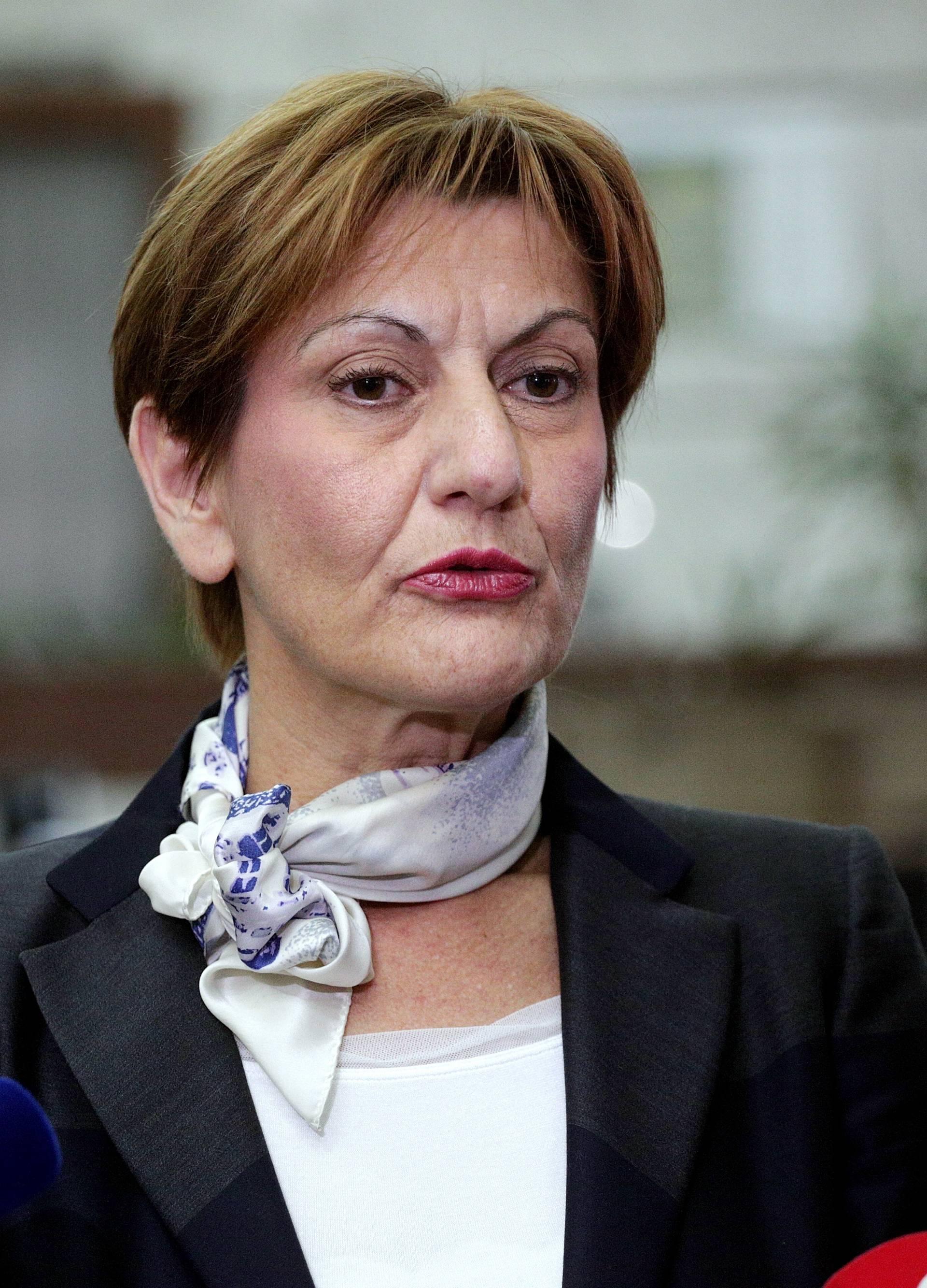 Dalić tvrdi: Sigurna sam da će Marić i u četvrtak biti ministar