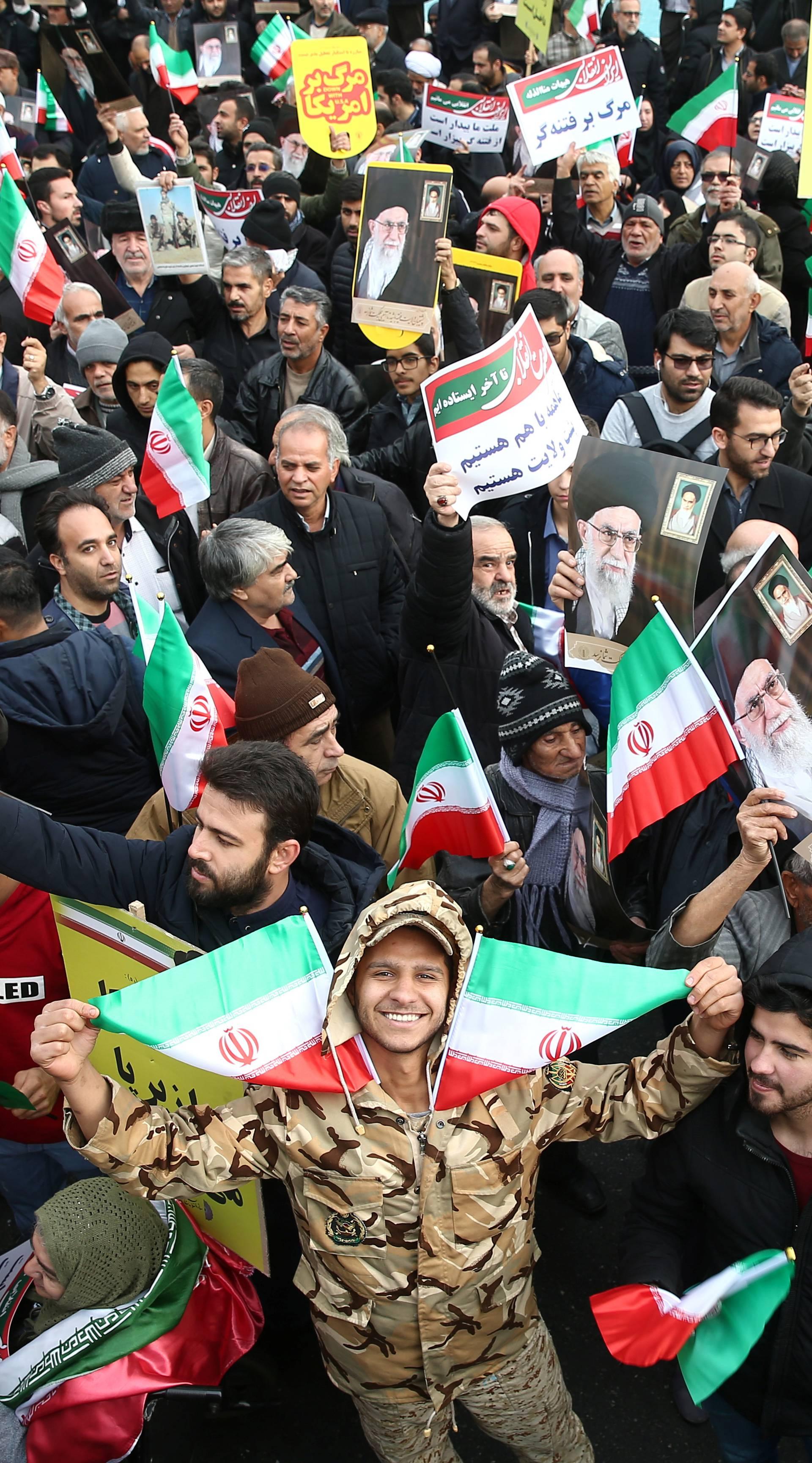 Iranski general: Amerikanci su iskusili našu moć i moraju učiti