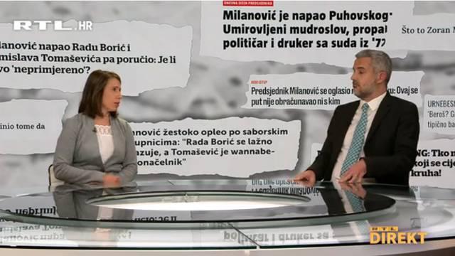 Titoizam i desničari: Zaiskrilo između Raspudića i Peović