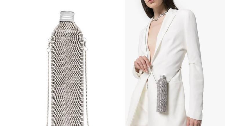 Luksuzno osvježenje: Flašica za vodu koja košta skoro 3000 kn