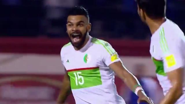 Hilal Soudani zabio za Alžir u domaćem remiju s Kamerunom