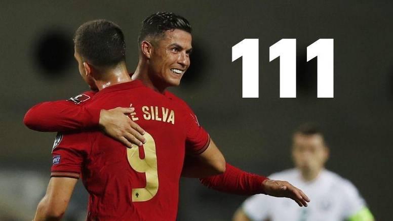 Kako je Ronaldo srušio rekord: Sedam komada Litvi i Švedskoj