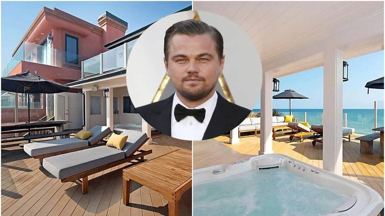 Zavirite u DiCaprijevu luksuznu vilu: Prodaje se za 63 mil. kuna