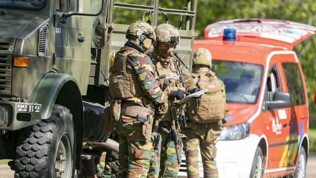 Right-wing extremist professional soldier still on the run in Belgium