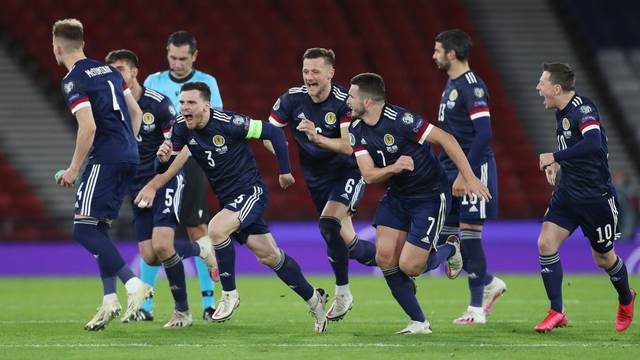 Euro 2020 Qualification Play off - Scotland v Israel