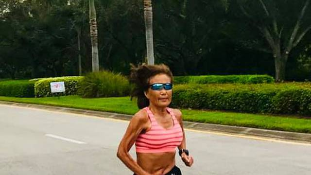 Baka maratonka ima 71 godinu i 2 svjetska rekorda u trčanju
