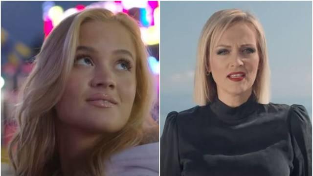 Vanna je u spotu pokazala kćer Janu: 'Izgledate kao blizanke'