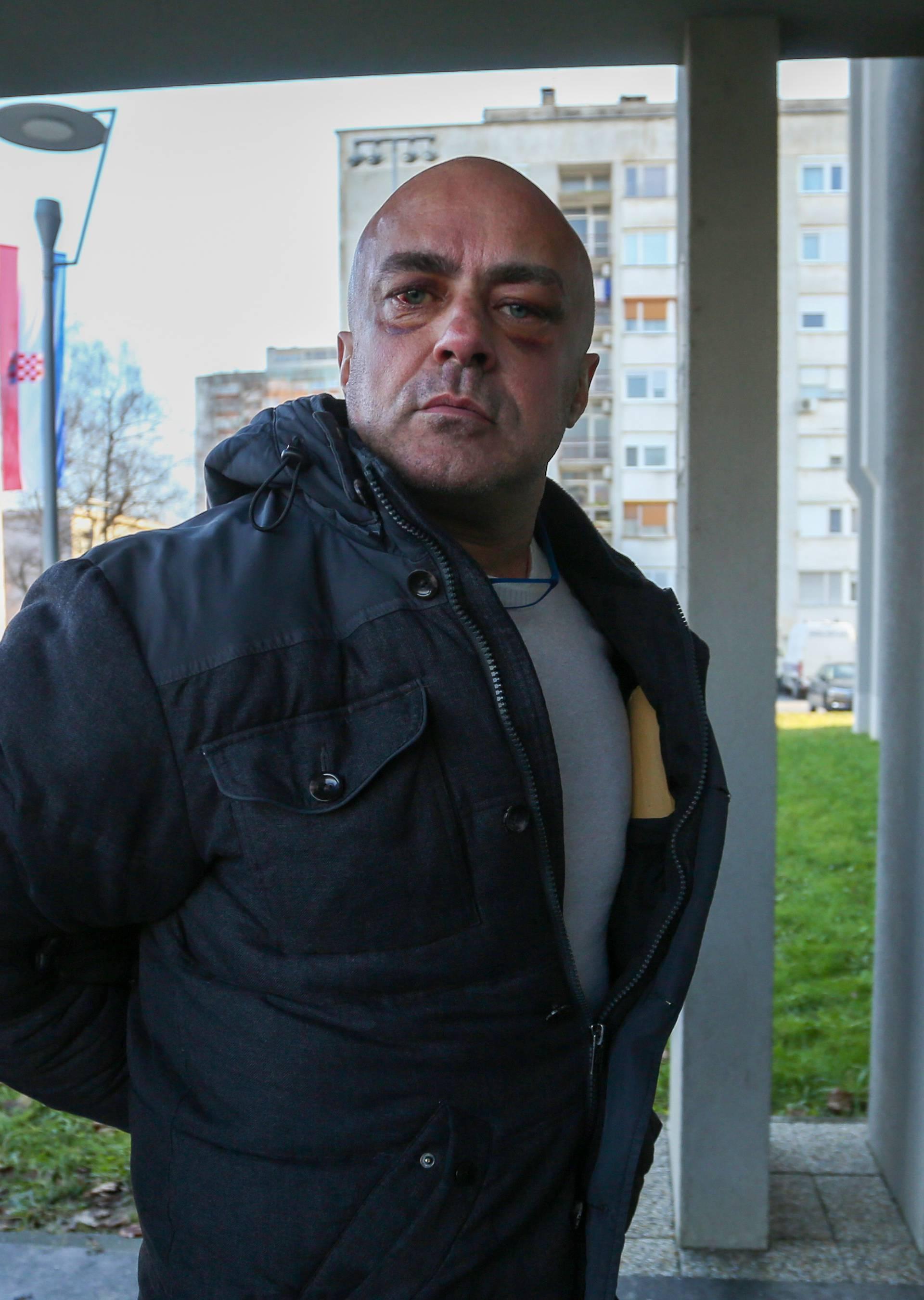 KArlovac: Leon Lučić vrijeđao i pljuvao prilikom privođenja