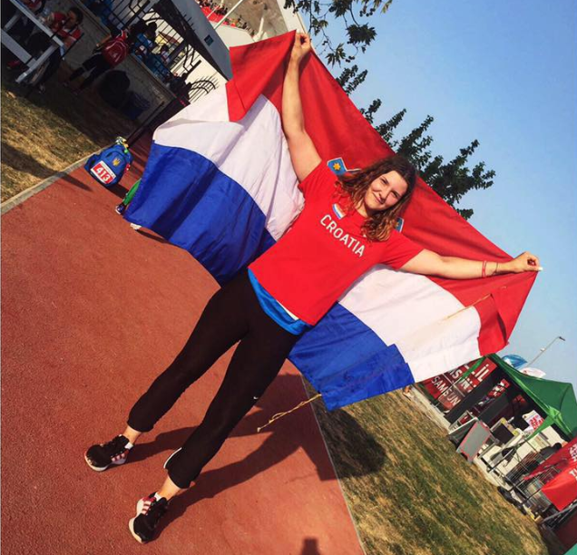 Bravo, Laura! Štefanac osvojila zlato na Europskom prvenstvu