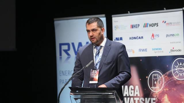 "Zagreb: Konferencija ""Snaga hrvatske energetike"""