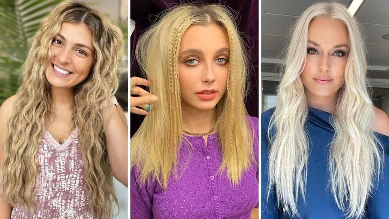 7 frizura za oštećenu kosu - bez korištenja uređaja na toplinu