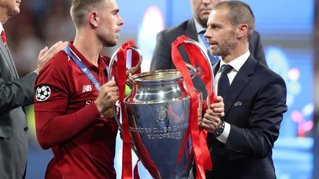 firo: 01.06.2019 Football, Football: Uefa Champions League, CL, CHL Final, Final, Tottenham Hotspur - Liverpool FC