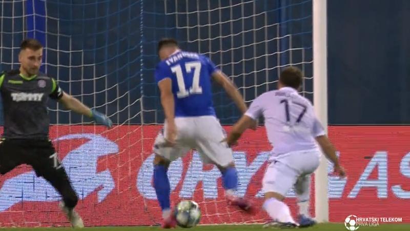 Pogledajte kikseve 'bilih' i gol Čuića! Juranović poklonio gol, a onda je Caktaš promašio penal