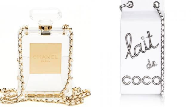 Poznate Chanel torbice: Od lanca remena do pleksiglasa