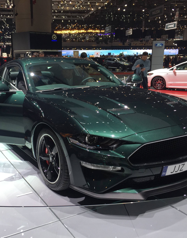 Bullitt opet juri: Legendarni Mustang slavi 50. rođendan